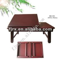 2011 moden bamboo laptop table / desk . bamboo product