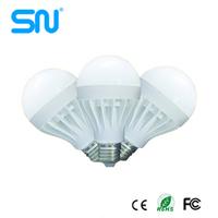 Factory price 3w 5w 7W 9w 12w 15w 20w LED lamp with one year warranty