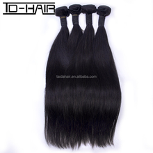 Factory Wholesale Cheaper Virgin Brazilian 100% african american human hair extensions