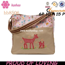dog diaper bag