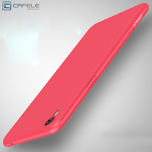 Cafele Ultra Thin soft Case Phone case Solid Color Slim Back Protect Skin anti shock Phone Cover for oppo R9