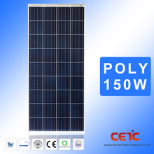 Hot Sale Poly 150W Poly Solar Panel Price In Philippines