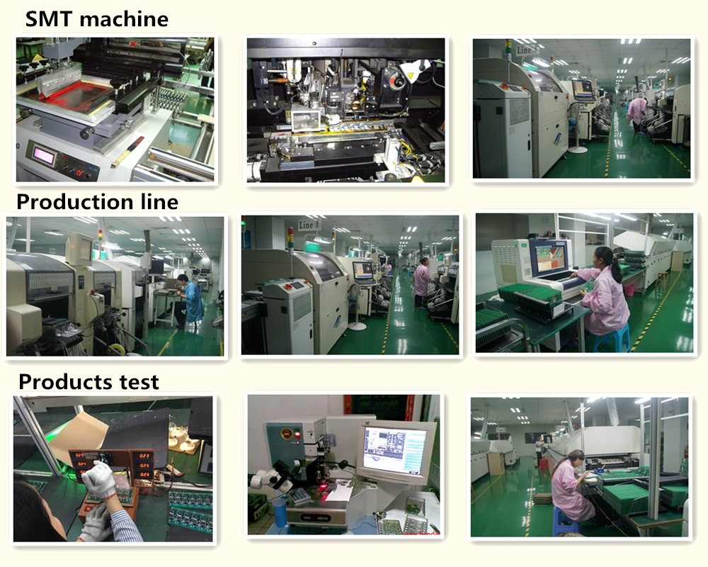 Keyboard Pcb Assembly Printed Circuit Board Manufacturing Company In Shenzhen