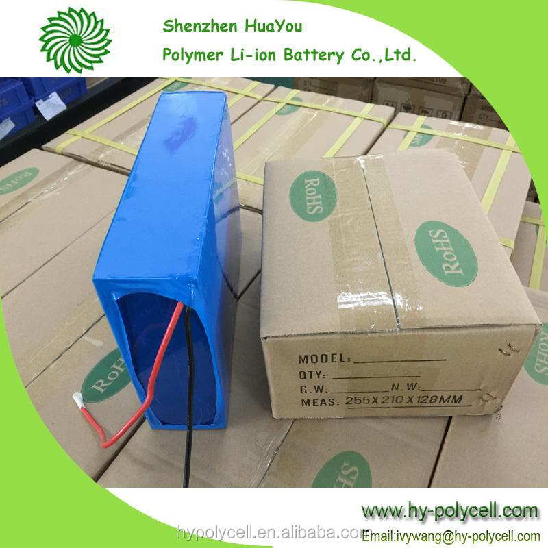 48v 20ah personalizzare lipo batteria ad alta capacit per for Unita di capacita per condensatori elettrici