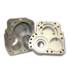 Custom Aluminum CNC Precision Machining Parts