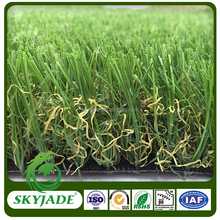 Top quality importing yarns synthetic turf artificial grass landscape