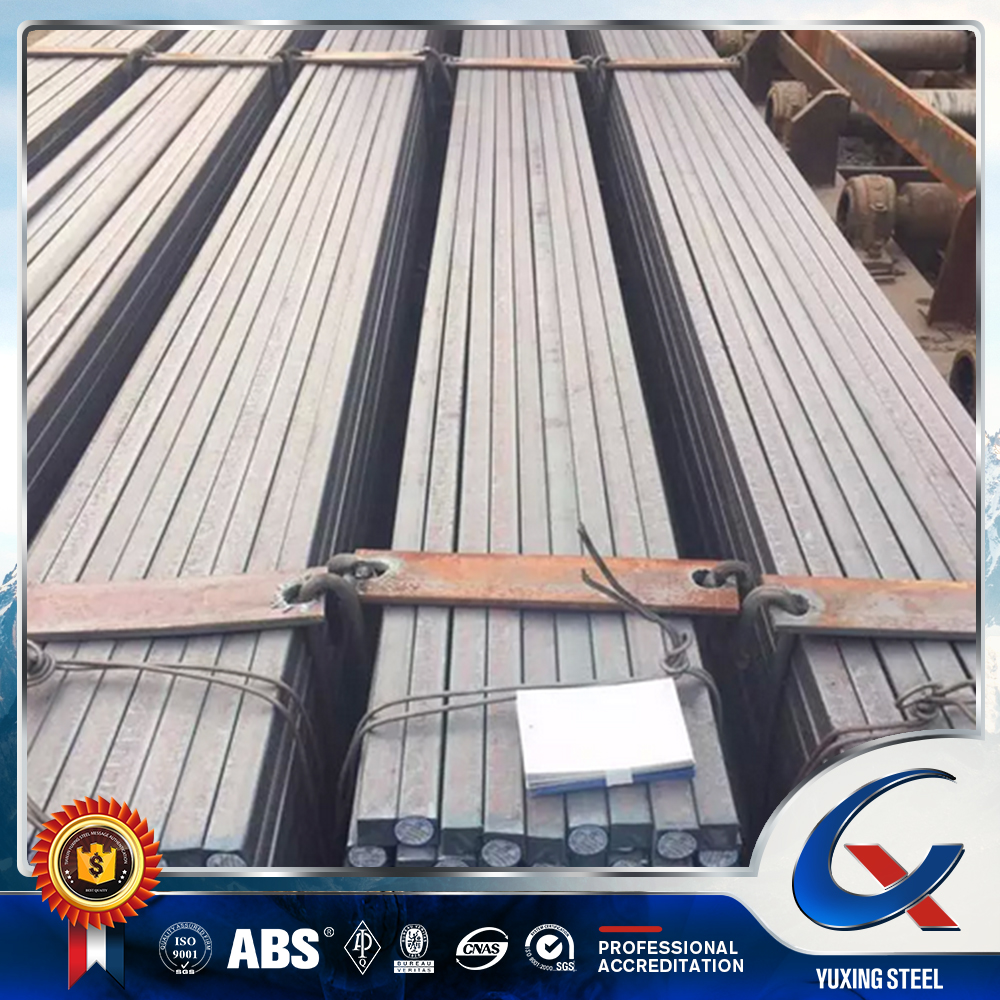 S235/Q235B/SS400/ASTM A36 black hot rolled flat bar