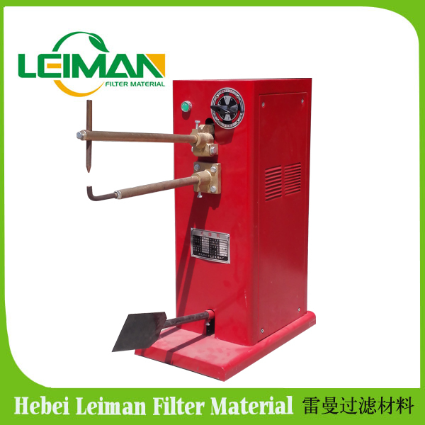 Competitive price for Spot welding machine ,direct supply from factory,filter mesh spot welding machine