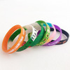Great quality Cheap Advertising Silicone Bracelets