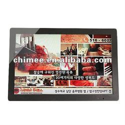 "19''Internet Digital Bus/Taxi Advertising Player(15, 17, 19, 22"")"