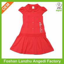 UAE wholesale clothes winter dresses for girls 13 years