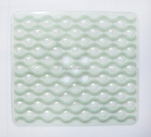 (J--S3229) Competitive factory price non-slip water wave design kitchen sink mat