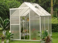 Eco-friendly small green house for garden