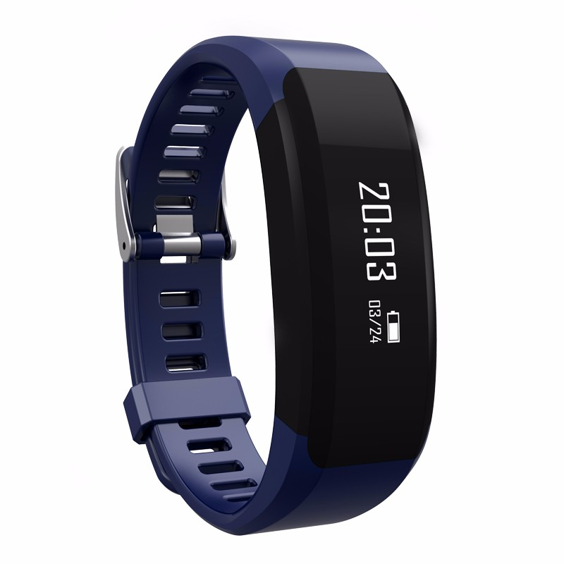 2017 trending hot products heart rate monitor fitness tracker sport smart bracelet H28