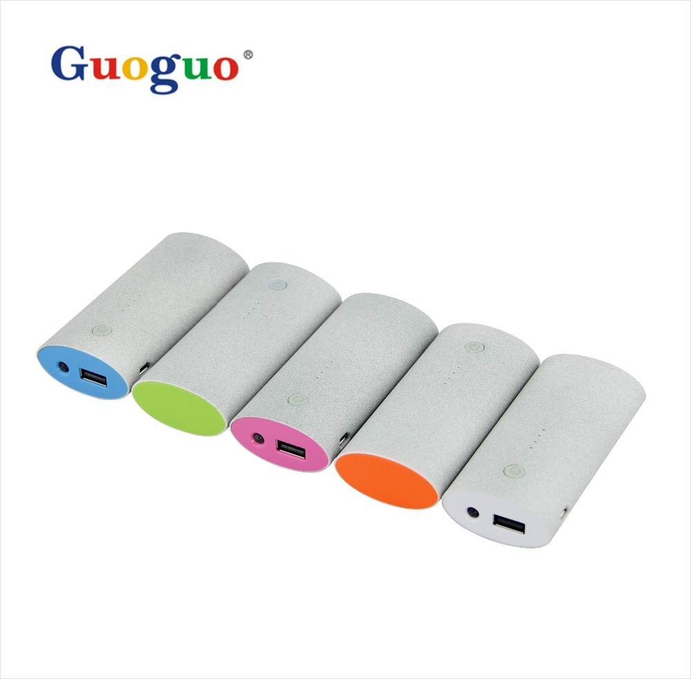 Wholesale High Quality portable Power Bank 8000mah with customed logo