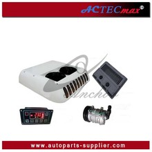 10KW DC12V/24V 1020x970x180 R134a Minibus Air Conditioner Bus Air Conditioning System