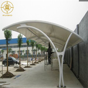 Used Cheap Carports For Sale , Metal Frame Tent For Carport Parking