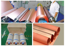 zinc-free 25 um electrolytic VLP copper foil for Flexible Copper Clad Laminate