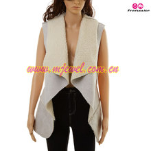 FACTORY wholesale sherpa lined vest