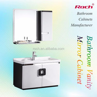ROCH 8023 Best Seller Simple Design Shiny Lacquer Bathroom Vanity