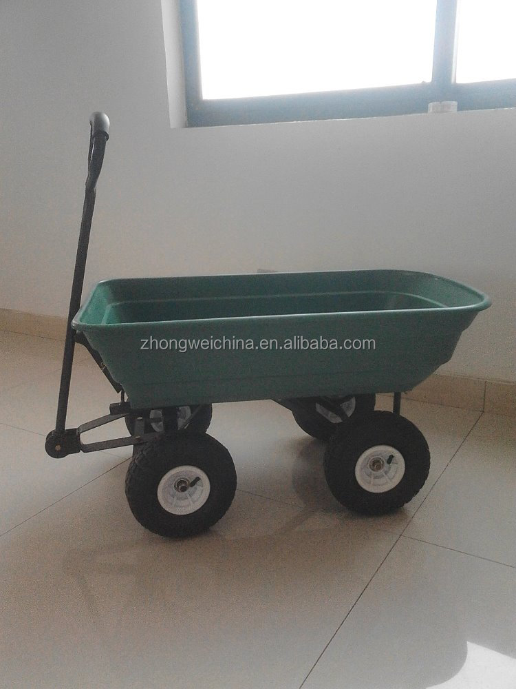Qingdao hot selling child garden toy Tool cart 2145