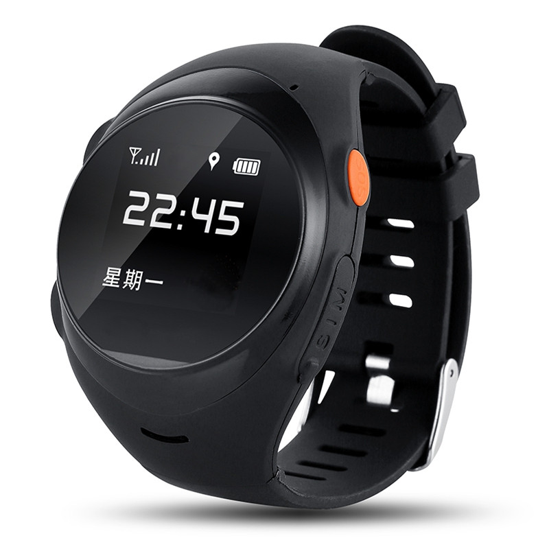2017 new products GPS Tracker android moblie watch phone sos calling elder smart watch s888