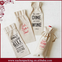 Custom Design Size Color China Cheap Personalized Freezing Wine Whisky Bags
