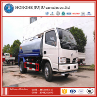 dongfeng duolika 4x2 water tank road sprayer truck for sale