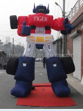 New design inflatable Transformers,inflatable Autobots model