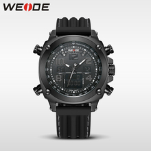 WH5208B-1C WEIDE 2016 Water Resistant Wake Up Alarm Watch, Best Hiking Watch For Men, Digital Tactical Watches