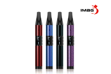 Newest dry herb vaporizer pen vaporizer Imag 3 of Advanced OLED display