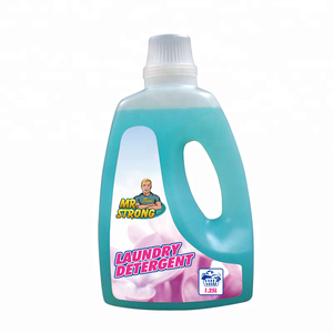 High Performance Laundry Liquid Detergent