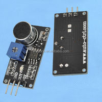 Sound detection sensor module voice sensor