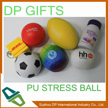 Customised PU stress ball, PU soft ball