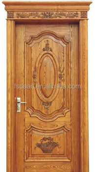 Front door designs wood bread door buy teak wood designs for Traditional main door design
