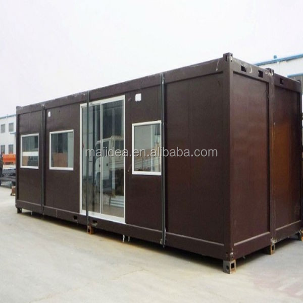 2014 container living units caravan ,foldable office container,office container