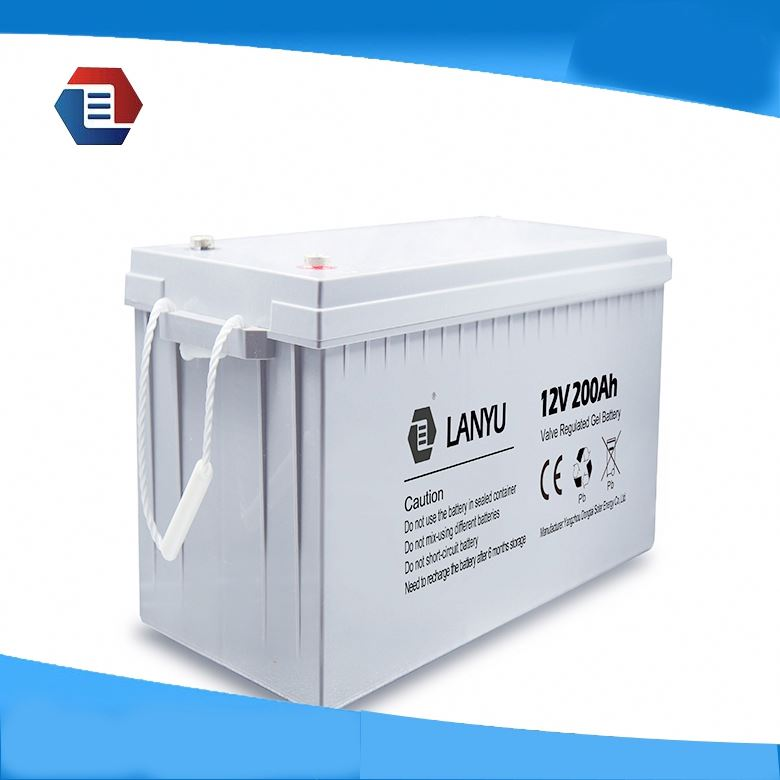 Syrian Arab Republic gel batteries 12v 200ah gel batteries deep cycle