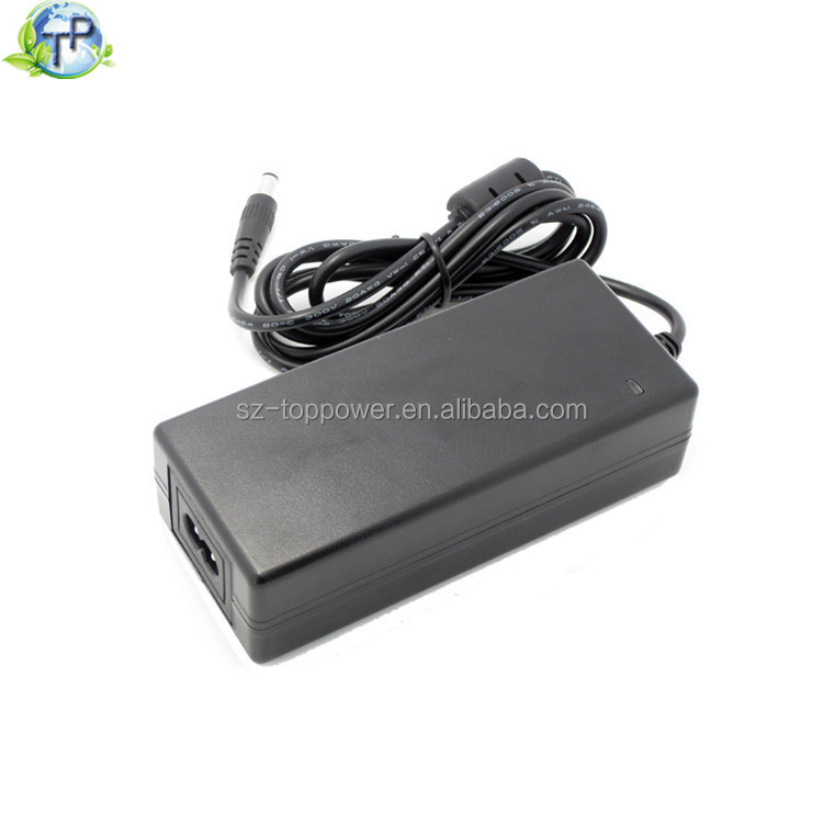 direct manufacturer of ac dc 12v 24v 60w desktop power adapter 24v dc power jack plug adapter