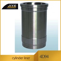 Cast Iron Engine Cylinder Sleeves 4D94 For Automobiles Engine