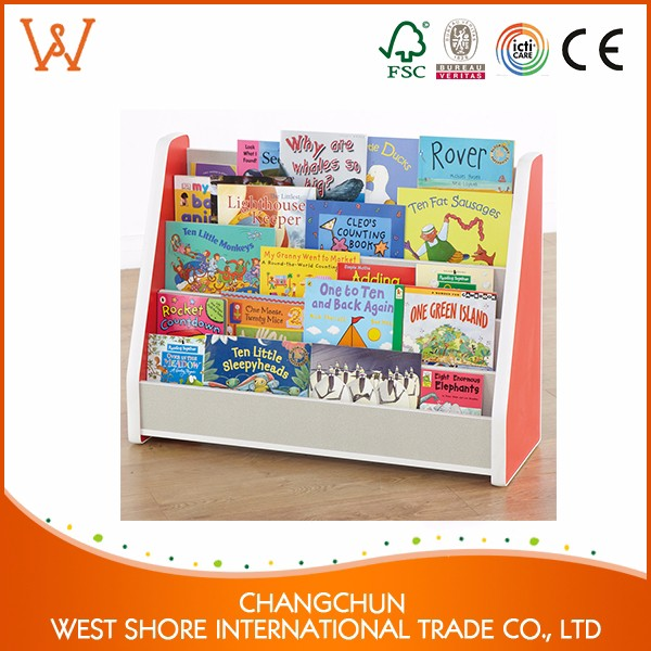 Most Favorable montessori educational furniture wooden shelfs Material