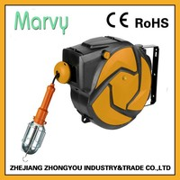 PVC cord 2*1mm 220V automatic retractable cable reel system china shop online