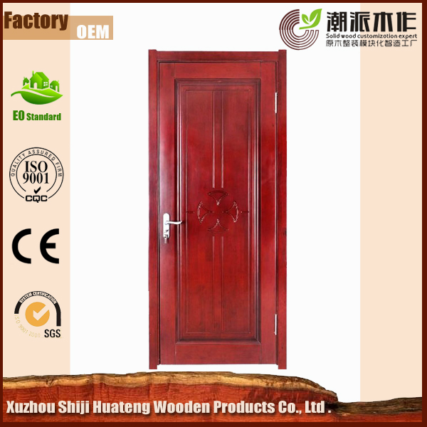 Manufacturer Customized High Quality Pine Wood Door