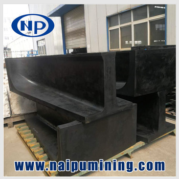 Wear Resistant High Performance Rubber Mill Liners