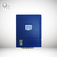 Off-gird wind solar hybrid charge controller with dump load 4KW