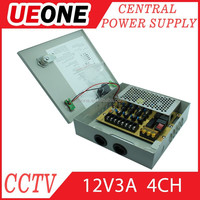 power supply DC 12V 3Amp access control system switching power supply