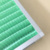 High quality multi size custom air conditioning pleated filters hvac