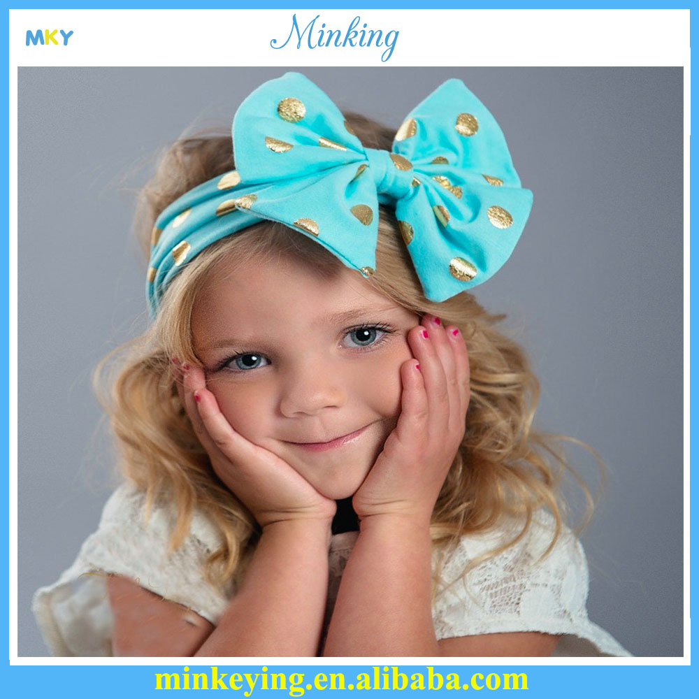 Baby boutique wholesale Baby hair accessories Baby headband bows
