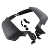 Black Hand Brush Guards For BMW F650GS F650 1997-2010