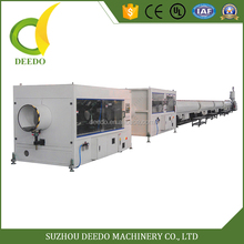 Experienced Staff manufacturer single wall corrugated pipe production line