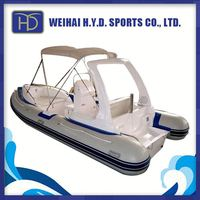 Camouflage Pvc Inflatable Boat